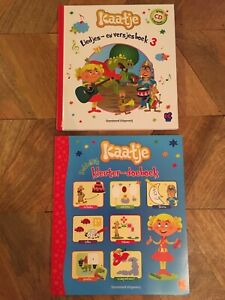 Kaatje Liedjes Song Doeboek Activity Book IN DUTCH