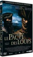 DVD Le Pacte Des Loups (2 DVD) VERSION LONGUE INEDITE Occasion
