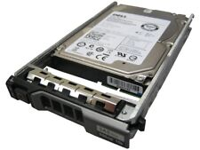 """Dell 900GB SAS 10k 2.5"""" HDD pn 2RR9T for Dell PowerEdge Servers + Powervault"""