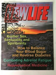 Magazine New LIfe January/February 2008 America's Guide To Healthy Mind, Body ..
