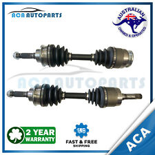 Fit Ford Courier PE PH PG for Mazda B2500 UN 02-06 CV Joint Drive Shaft LH + RH