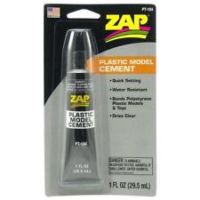 ZAP Plastic Model Cement Glue Adhesive Plastics 29.5ml ( PT-104 PT104 PT 104 )
