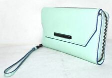 Rebecca Minkoff Ava Sophie Saffiano Leather Wallet Clutch, Pre-owned (See Cond.)