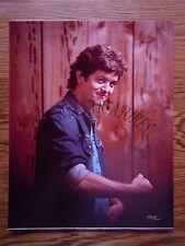**1980 Rodney Crowell 8x10 #2 Original Professional Photo Don Gale Palomino Club