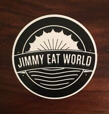 Jimmy Eat World Sticker