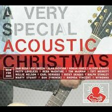 VARIOUS ARTISTS - A VERY SPECIAL ACOUSTIC CHRISTMAS - CD - NEW