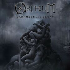 Orpheum - Darkness and Decay (Gothic Metal) Album CD