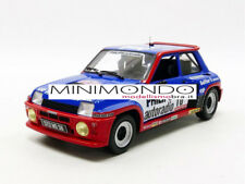 RENAULT 5 TURBO GR.B RALLY TOUR DE CORSE 1984 SABY 1/18 SOLIDO 1801301