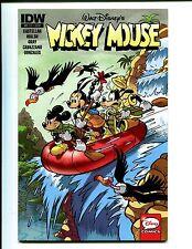 WALT DISNEY'S MICKEY MOUSE #1,2,3,4,5,6 - IDW COMICS