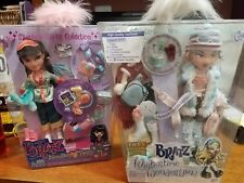 Bratz Slumber Party Jade & Wintertime Wonderland Cloe