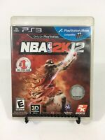 NBA 2K12 PLAYSTATION 3 (PS3) Sports (Video Game) CIB