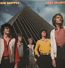 Air Supply(Vinyl LP)Lost In Love-Wizard-WZDLP 001-Canada-1980--VG+/VG+