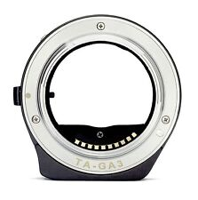 TECHART Auto Focus Adapter 3rd Contax G Lens to Sony E NEX-A7 7 6 A5000 TA-GA3