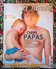 """""""LE MONDE 2"""" an 2007 /  ALEX TEN NAPEL, MONROVIA, James DYSON, soeur Marie-Paul"""