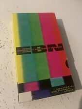 Emergency Broadcast Network - Commercial Entertainment Product VHS - TVT Records