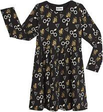 Harry Potter Dress, Official Gryffindor Skater Dress for Girl