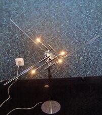 Tischleuchte Tischlampe Halogen Design-Lampe  Botanic Haus Xenia Dimmbar