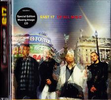 EAST 17 up all night  spec. ed.CD NEU