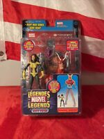 Marvel Legends Giant Man Series Toy There's Kitty Pryde International version