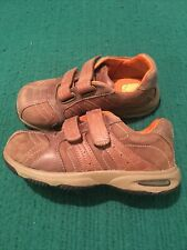 Stride Rite Boys Bruno H&L Brown/Coffee Athletic Shoes 11W