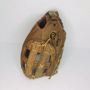 "Wilson A9812 14"" Leather Softball Baseball Glove Left Hand Throw - Vintage"
