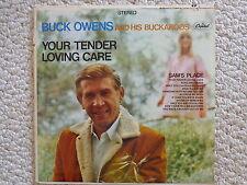 Buck Owens & His Buckaroos, Your Tender Loving Care LP
