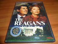 The Reagans (DVD, Widescreen 2004) James Brolin, Judy Davis  Used