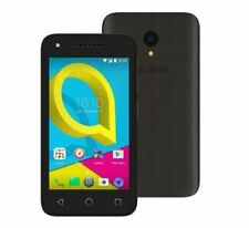 "PRISTINE CONDITION Alcatel U5 (3G) 5.0"" -  Black - UNLOCKED +12M WARRANTY"