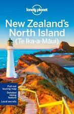 NEW New Zealand's North Island (Te Ika-a-Maui) By Lonely Planet Travel Guide