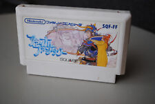 Jeu FINAL FANTASY pour Nintendo NES FAMICOM (SQF-FF) version Jap