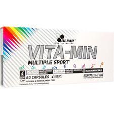 Olimp Vita-Min Multiple Sport Mega Caps Vitamine Mineralien  60 Kapseln **TOP**