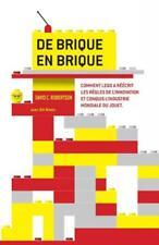 De Brique en Brique Comment Lego... Comme Neuf D. C. Robertson  éd° Muttpop
