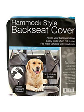 Car Mpv Suv Pickup Backseat Cover Protector for Pets Dogs Cats Animals Hammock