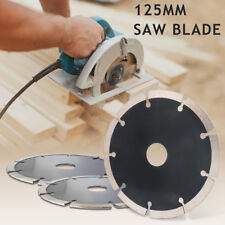 125mm Disc Circular Saw Blade For Marble Granite Concrete And Other Stone Cut Uk
