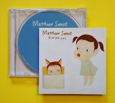 Matthew Sweet - Kimi Ga Suki * Raifu US CD (RCAM, 2003) Top notch US power-pop!