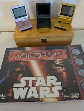 Star wars Monopoly Board Game - Hasbro gaming