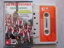 La Montanara, Heinz Hoppe - Ihre großen Konzert-Erfolge - MC Musikkassette