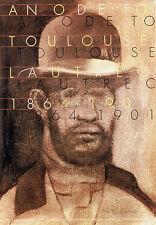 Nouveau Salon des Cent hommage Henri de Toulouse Lautrec poster Milton Glaser
