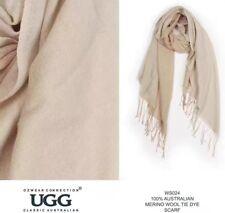 OZWEAR Ugg Women's Merino Wool Scarf WS024 New Gift 1830X640 mm