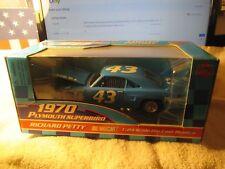 Richard Petty Racing Champions 50th ANNIVERSARY 1970 PLYMOUTH SUPERBIRD 1:24 NEW