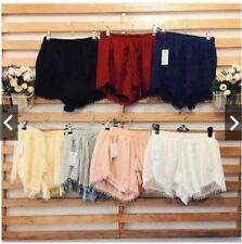 Boho Shorts - Korean Fashion