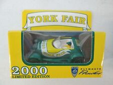 White Rose Collectibles 2000 York Fair September 8-17 Plymouth Prowler 1:64
