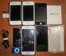Apple IOS iPhone 4 5s 6 iPod Faulty Spares Or Repair Bundle
