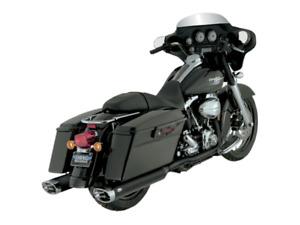 Vance & Hines Dresser Duals Headpipes Exhaust Harley 95-08 Touring FLHT FLTR