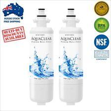 2 x FFL-151L Compatible Water Fridge Filter Fits LG Range + LT700P ADQ36006101S