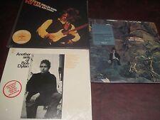 STEVE MILLER DAVE MASON BOB DYLAN 180 GRAM RARE 3 LP SET RARE ONE TIME SPECIAL