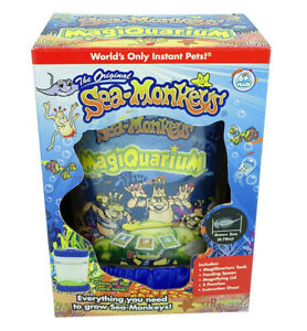 Sea Monkeys Ocean Zoo Magiquarium Worlds Only Instant Pets