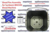 Sunbeam Compact Bakehouse® BM2500 Bread Machine Pan ONLY Part BM25101 - NEW