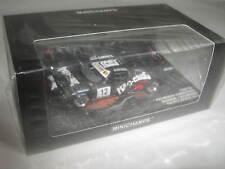 1:43 FORD GT Kuismanen Huisman FIA GT Zolder 2009 Minichamps 437098412 OVP