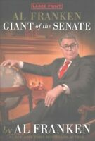 Al Franken : Giant of the Senate, Hardcover by Franken, Al, Brand New, Free s...